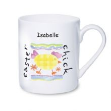 Easter Chick Bone China Mug